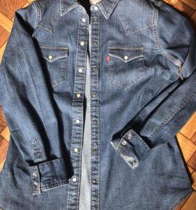 Джинсовая рубашка, Levi's