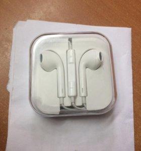 Наушники гарнитура iPhone айфон
