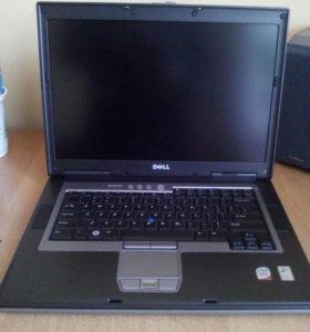 Ноутбук Dell 830 hd
