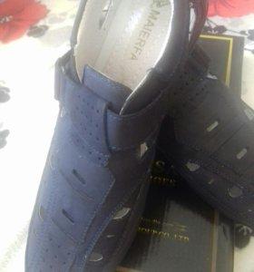 Туфли новые открытые