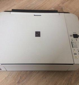 Принтер, ксерокс, сканер 3 в 1