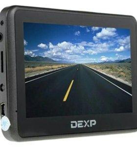 GPS Навигатор DEXP Auriga DS430