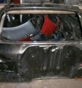 Дверь багажника тойота рав 4 2006-2012
