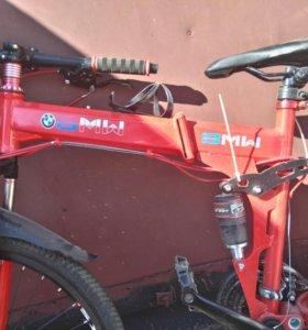 Велосипеды BMW,LAND ROVER