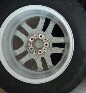 Колёса на BMW X5