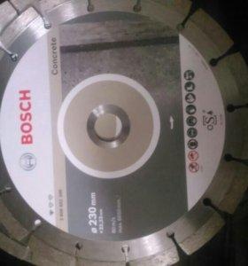 Алмазный диски Bosch