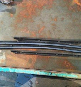 Уплотнительные резинки на двери ВАЗ 2110-2112