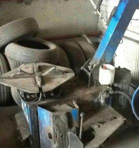HOFMAN Megaplan шиномонтажный стенд для колёс