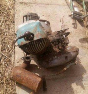 Двигатель на мотороллер Вятка