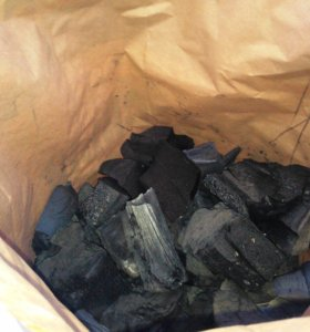Уголь берёзовый для мангала