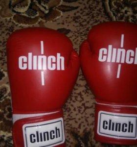 Перчатки Clinch