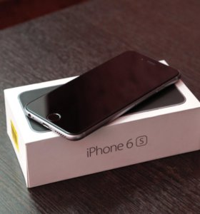 iPhone 6s 128 black