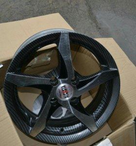 Новые литые диски R14