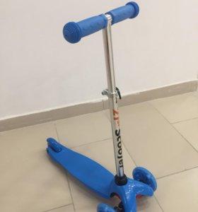Самокат scooter от 2 до 6 лет