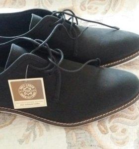 Туфли кожа натуральная 44 размер из Германии