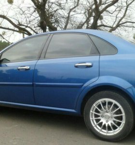 Chevrolet Lacetti седан разбор