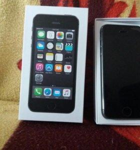 Айфон 5s .