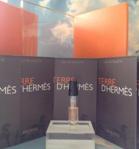 Семплы Terre'd Hermes туалетная вода