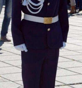 Парадная кадетская форма.
