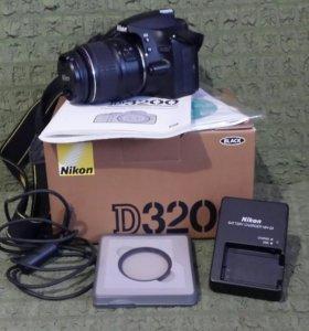 Nikon D3200 Kit 18-55