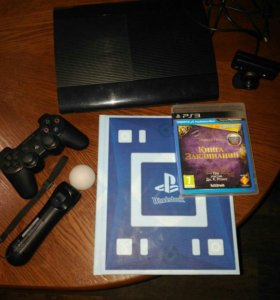 Игровая приставка PS3