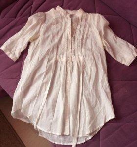 Рубашки Gloria jeans, vero moda, s'oliver.
