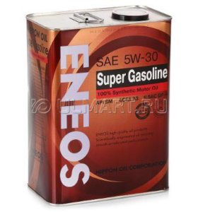 Моторное масло ENEOS 5w30
