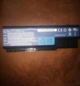 Аккумулятор для ноутбуков ACER AS07B41