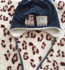 Зимняя шапка (бренд Jamiks)