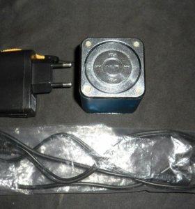 Портативная колонка(MP3 плеер) с FM радио.