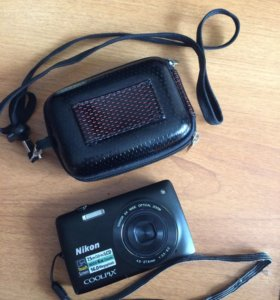 Цифровой фотоаппарат Nicon coolpix s4200