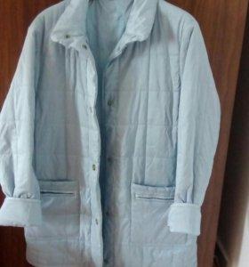 Новая куртка 48 50 разм