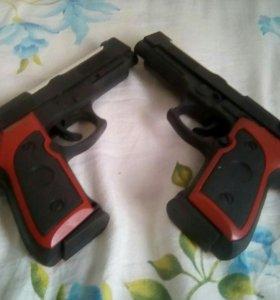 Два пистолета для детей