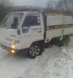Бензиновый грузовик
