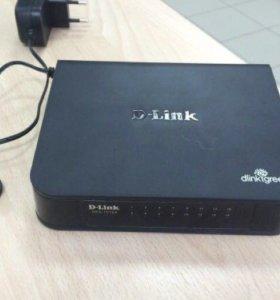 Свитч / Коммутатор D-Link DES-1016A 16х10/100