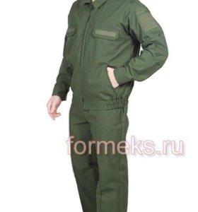 Костюм летн.повседн. Тип Б для военнослужащих