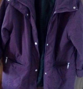 Куртка 48 50 разм