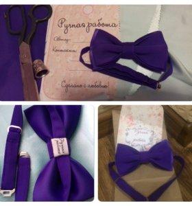 Бабочки-галстуки на заказ