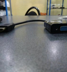 Адаптеры HDMI к VGA