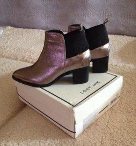 новые ботиночки Lost ink
