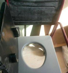 Инвалидная коляска - туалет