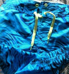 Новые шорты-плавки муж