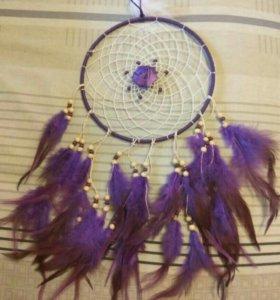 Ловец снов Фиолетовый