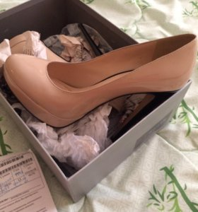 Туфли лаковые elmonte 38р