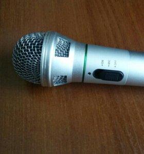 Микрофон. Panasonic P-727