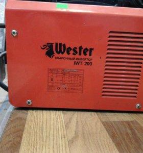 Сварочный аппарат Wester IWT200