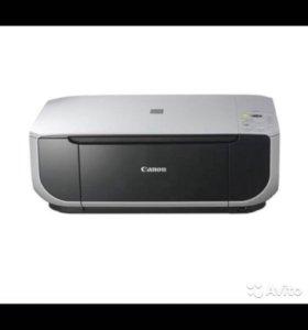 Струйный принтер Canon PIXMA MP 210 (3 в 1)