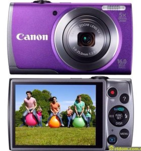 Фотоаппарат Canon + штатив