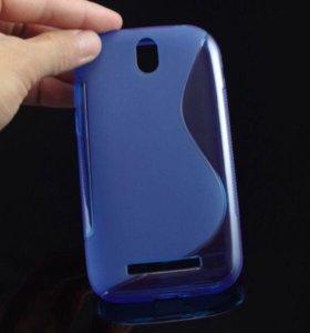 Силиконовый чехол для HTC Desire SV