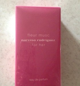 Парфюм.вода Narciso Rodriguez Fleur Musc for Her
